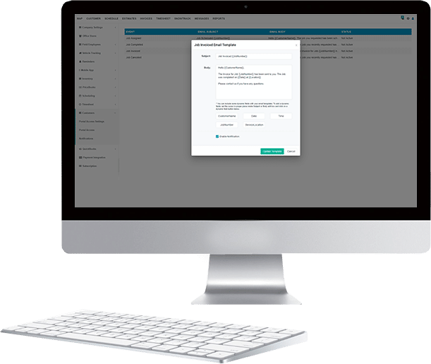 Set Reminders with IndusTrack CRM