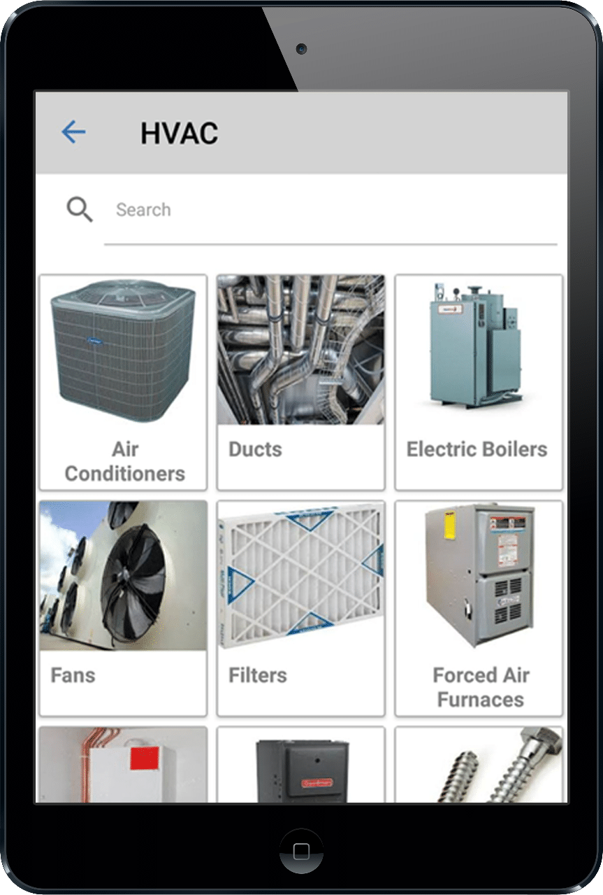 IndusTrack is a powerful HVAC field service app