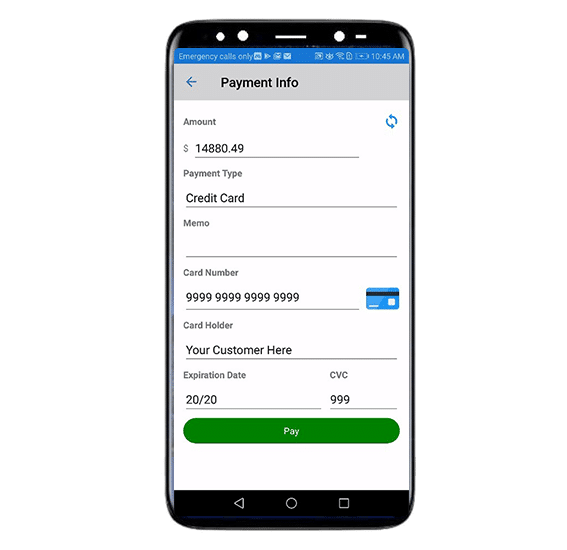 Easily Collect Payments with IndusTrack Invoicing