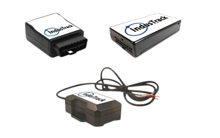 Easily track your vehicles and assets with IndusTrack Hardwired GPS Tracking