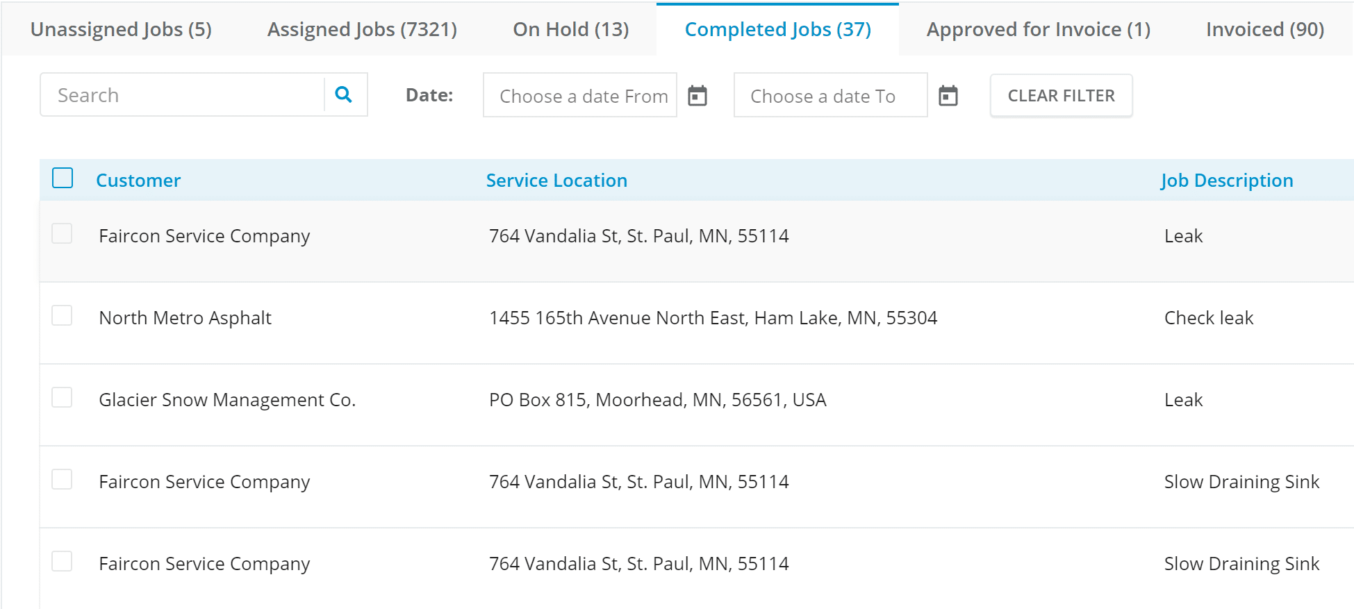 Scheduling Job Queues with Ease